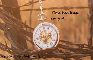 Time is lost... by MayasAdventures