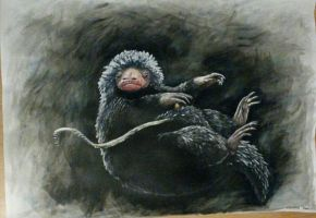 Niffler  by ChrissiTime
