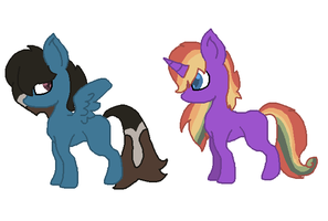 Pony adoptable Sheet 12 by Kyah-Pony-Adoptables