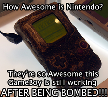 Nintendo is Awesome by spdy4