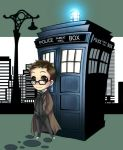 Doctor Who: The Tenth by PlainPaper