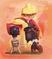 Engie by Wraitany