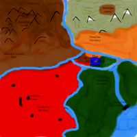 The clan territory by losttaddy