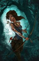 Tomb Raider Reborn by Patrick-Hennings