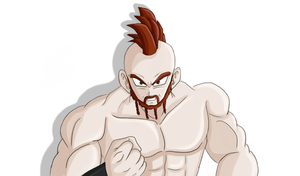 wwe Sheamus by lemonmarshmallow