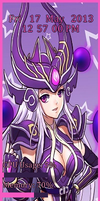 League of Legends - Syndra (Reworked) by BlindDarkKnight