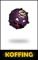 Koffing by 94cape69