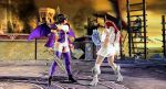Nova vs Wilma Sue in Soulcalibur V by Cliffather