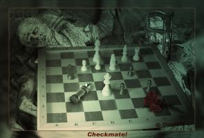 Checkmate by Drezdany