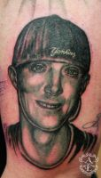 Memorial Portrait done by Sean Ambrose by seanspoison