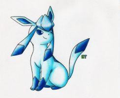 #471 - Glaceon by GTS257-CT