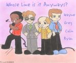 Whose line is it anyways by superdonut