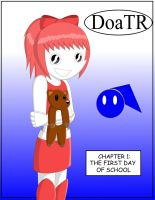 DoaTR Chapter 1 Cover Art by TharenStorm