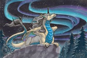 Arctic Spectacle by KatieHofgard