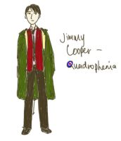 Jimmy Cooper, Quadrophenia by StyloNoir
