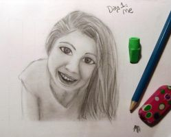 30 Day Challenge: Day 1-Me by mahsunny
