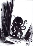 War of the Worlds sketchcard 02 by RobertHack