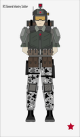 IRS General Infantry Soldier by Target21