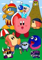 Happy Kirby Day by LordRobrainiac