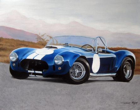 AC Cobra panting - FINISHED by Regius