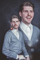 Movember by digital-uncool