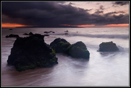 Maui in the Evening by IgorLaptev