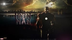 Iron-man-3 by DemircanGraphic