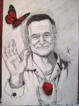 Robin Williams by Ziano-rein