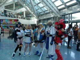 Guilty Gear Cosplay by PrinceMonochrome