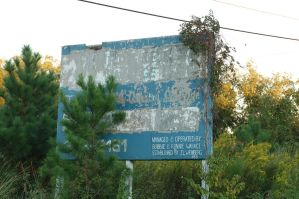 Old Sign by ImaginingJackie