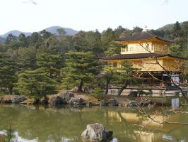 Day 16: Golden Pavilion by digikijo