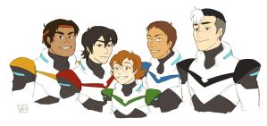 Voltron by tylee-fan