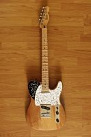 New old guitar by smudlinka66