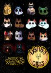 Dana's world of Cats: Purr Wars (updated) by Kaizoku-hime