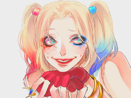 Suicide Squad-Harley Quinn by bbbbbdi