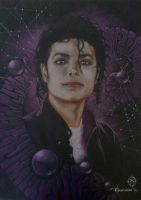 Michael Jackson by whiteshaix