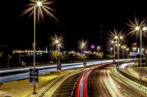 Streets of Bahrain by DeoIron