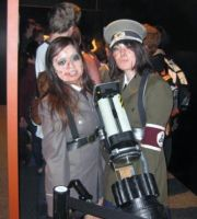 Richtofen Cosplay #2 (Call of Duty: BO Zombies) by Jezter-Girl