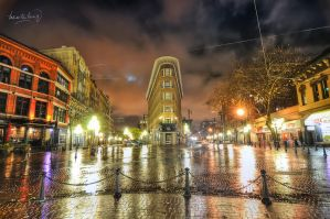Rainy Gastown by tt83x