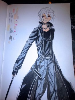 Kirito Finished by Latino157