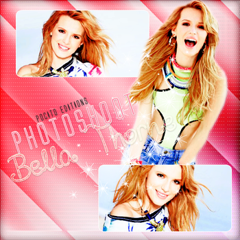 2Photoshoot Bella Thorne 2 by PocitoEditions