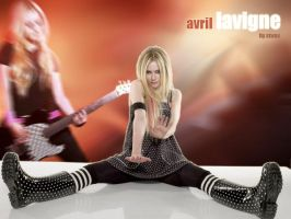 Avril  Lavigne by xtwox