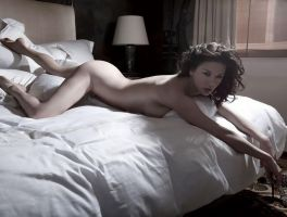 Catherine Zeta Jones naked by ockre