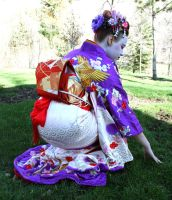 Ode To Kyoto Li 40 by Falln-Stock