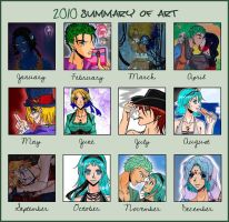 2010 Summary of Art by zoro4me3