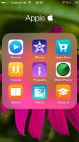 iOS 7 Apple Folders by janosch500