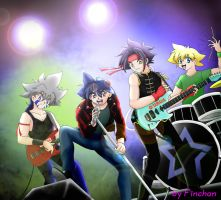 Kids Wanna Rock by Finchan