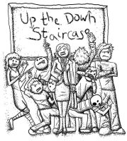 Up the Down Staircase by TheMinx