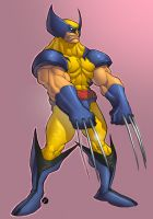 creons wolvie colored by shalomone