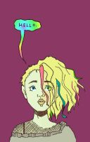 Meet Delirium by celticBRIDE